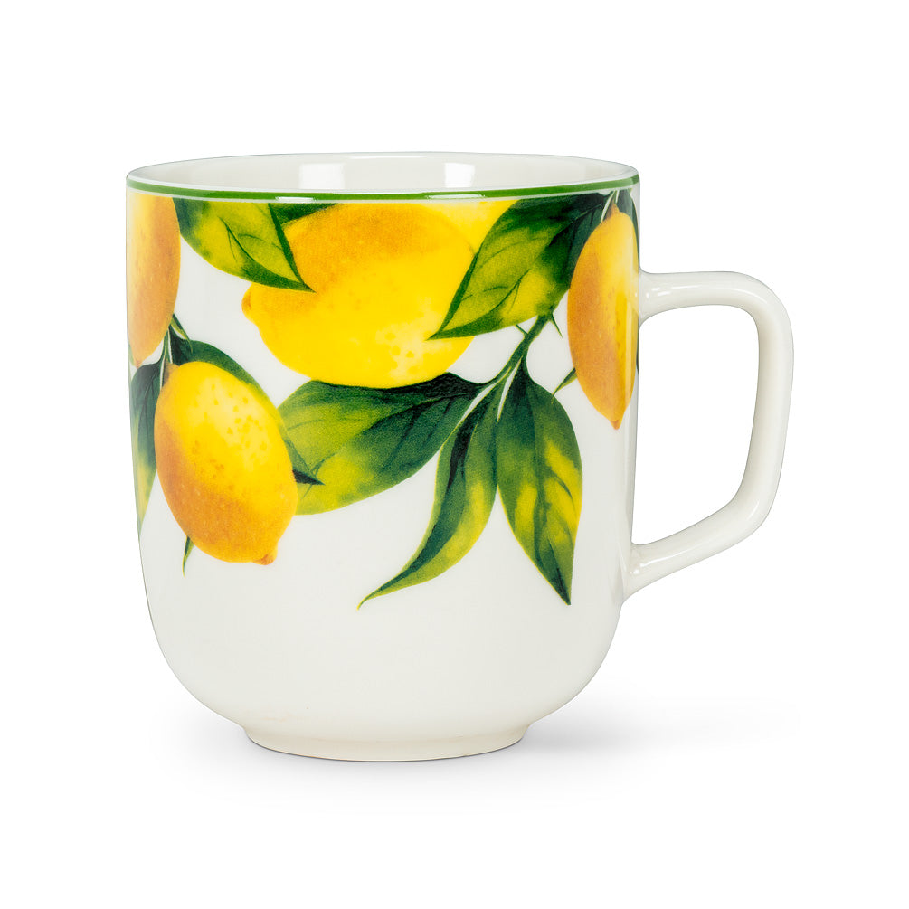 ABBOTT - LEMON TREE WIDE MUG