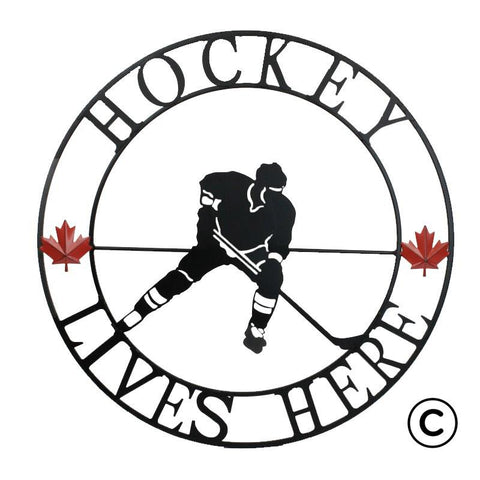 Hockey Lives Here SM