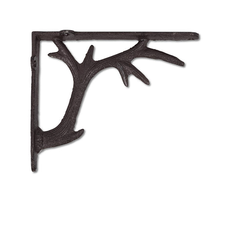 Small Antler Shelf Bracket