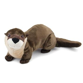 River Otter Stuffed Toy