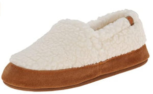 TOTES - ACORN WOMEN'S MOCCASIN SLIPPERS