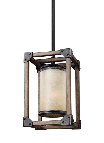 Dunning One Light Mini Pendant