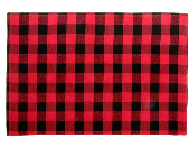 IHCASA - PLACE MATS BUFFALO CHECK