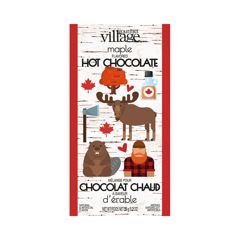 GV - MINI HOT CHOCOLATE GREAT OUTDOORS MAPLE