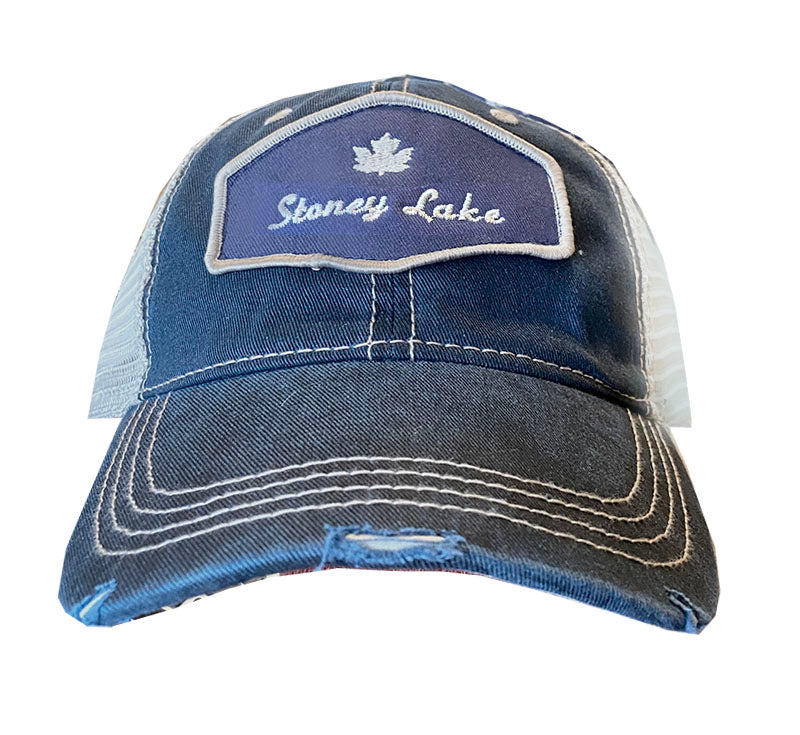 GGS - STONEY LAKE BASEBALL CAP