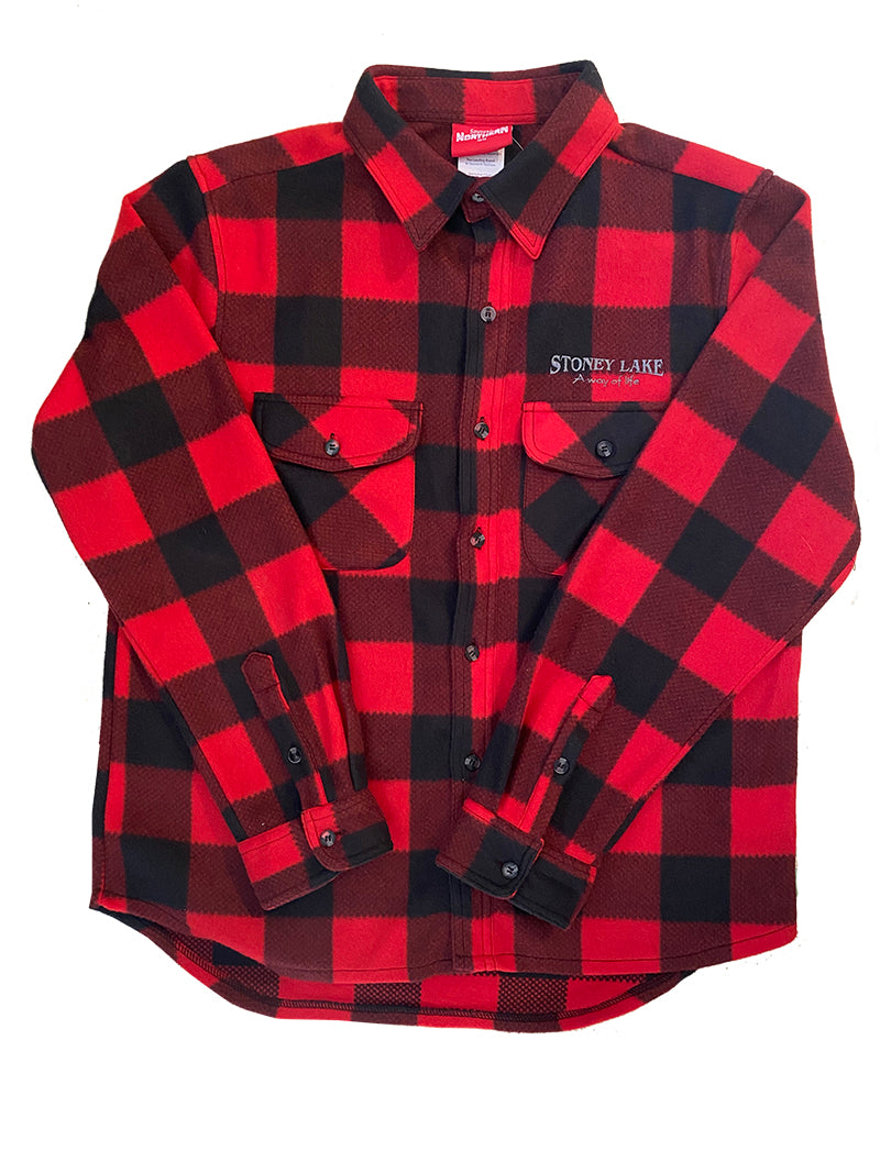 NORTHERN S MENS JACKET LUMBERJACK STONEY LAKE