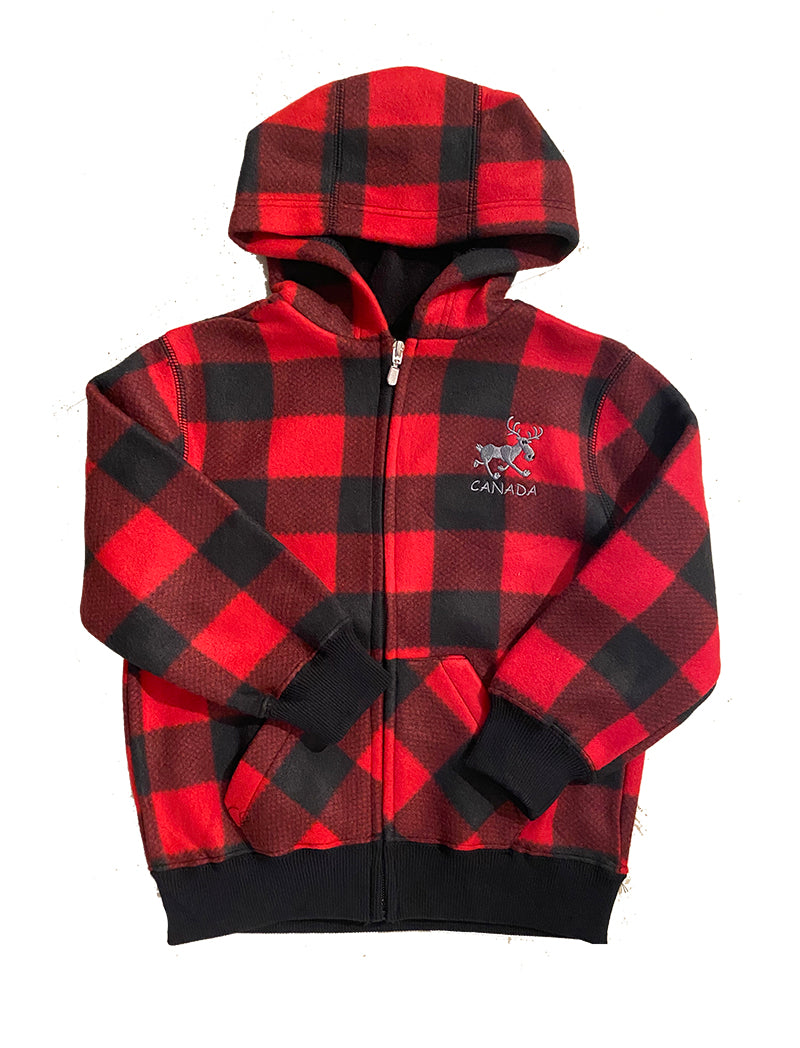 NORTHERN S KIDS MOOSE JACKET