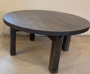 *FLOOR MODEL* Round Coffee Table