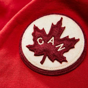 RED CANOE - CROSS CANADA HOODY