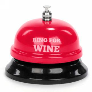 ATT METAL BELL RING FOR WINE