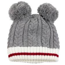 SIMI - CABLE KNIT KIDS TOQUE