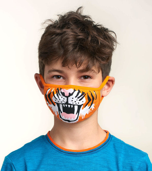 HATELY - TIGER FACE MASK