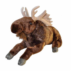 Jumbo Moose Stuffed Toy