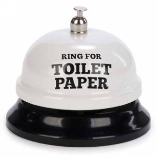 ATT RING FOR TOILET PAPER