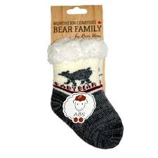 NIAGARA RIVER - BABY BEAR SOCKS
