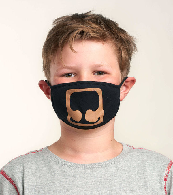HATELY - BEAR FACE MASK