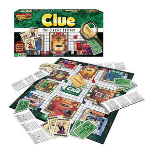 KROEGER - CLASSIC CLUE GAME