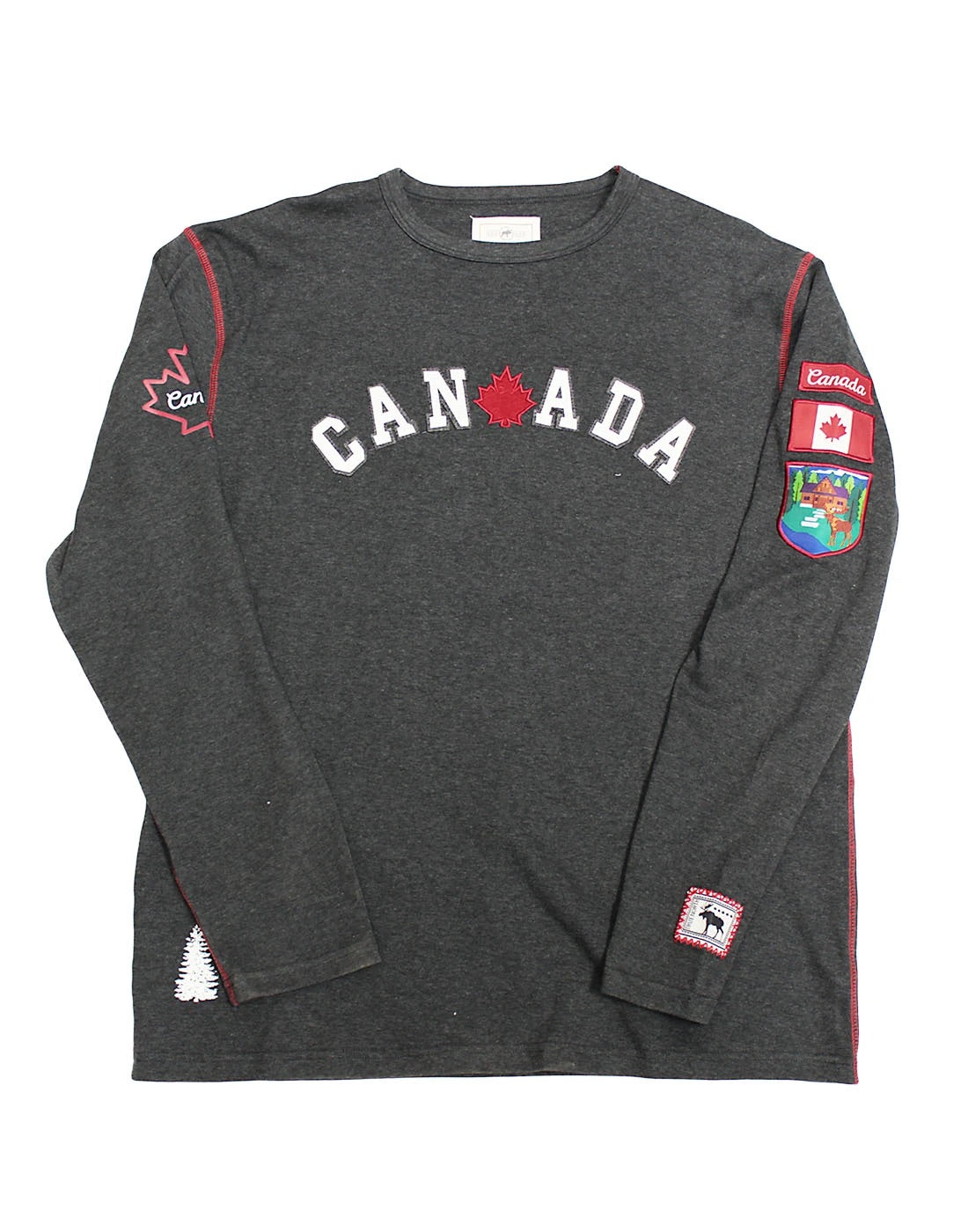 GGS - CANADA LONG SLEEVE SHIRT