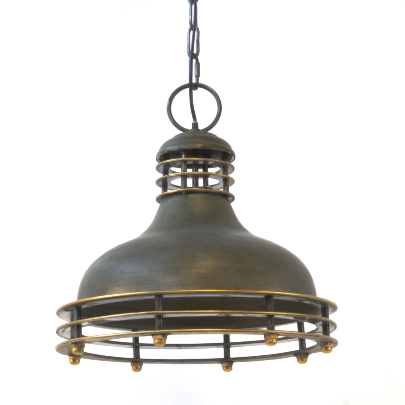Bronze Metal Ceiling Light