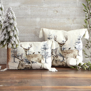 HARMAN - REINDEER FOREST PILLOW