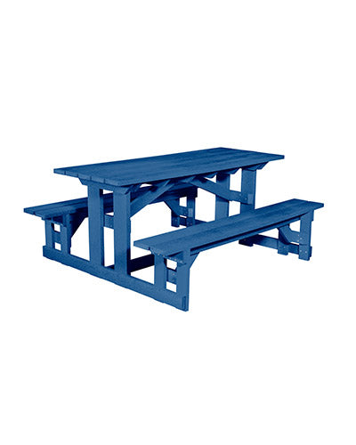 "*Floor Model* 72"" Picnic Table"