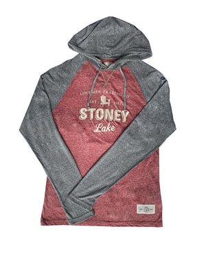GGS - LOCKSIDE STONEY LAKE LONG SLEEVE RAGLAN
