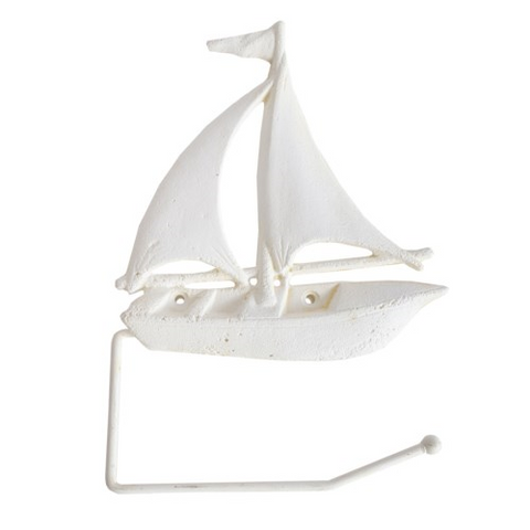 Sailboat Toilet Paper Holder