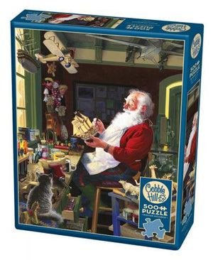 OUTSET - SANTA'S WORKBENCH PUZZLE