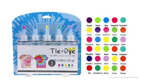 SPLASH - NEON TIE DYE KIT