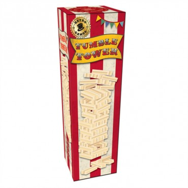 INCREDIBLE TOY - TUMBLE TOWER GAME