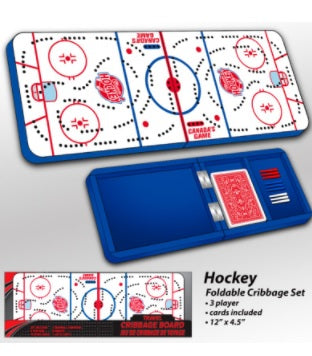 JIMMYZEES - CRIBBAGE CLASSIC HOCKEY