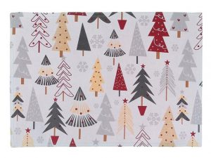 IHCASA  - CHRISTMAS TREE PLACEMAT