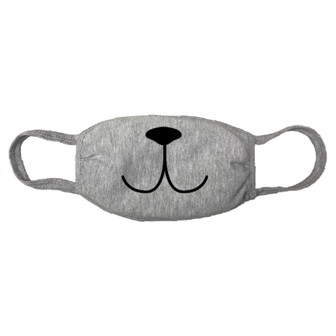 JAILBIRD - ADULT FACE MASK DOG