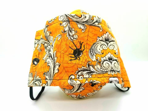Cloth - Orange Gothic