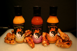 Jessi's Flaming Fruit Sauce Original 'Everything' Sauce - FULL 12 oz size!