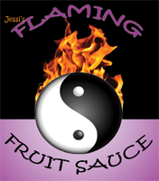 Flaming Fruit Sauce