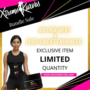 XK Drip x Pure Sweat Enhancer Bundle Deal