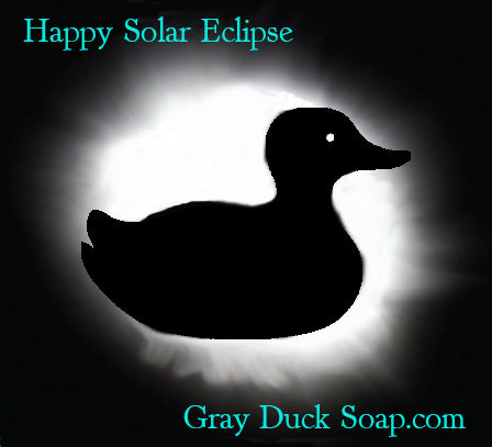 Happy Solar Eclipse!