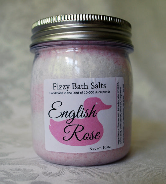 Fizzy Bath Salts