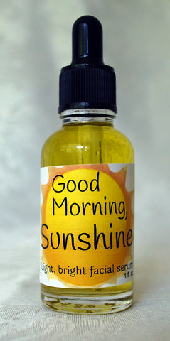 Good Morning, Sunshine Facial Serum