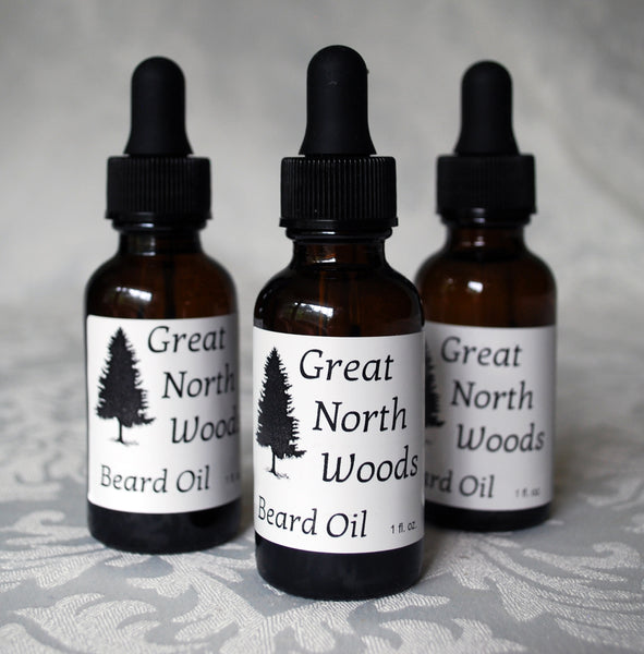 Great North Woods Beard Oil