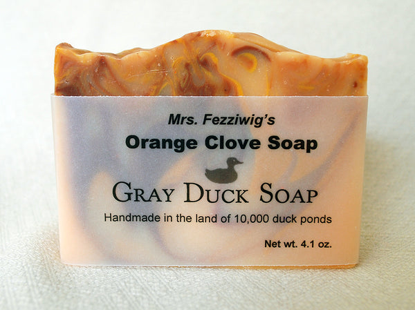 Mrs. Fezziwig's Orange Clove