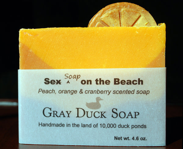 Soap on the Beach
