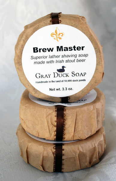 Brew Master Shaving Soap