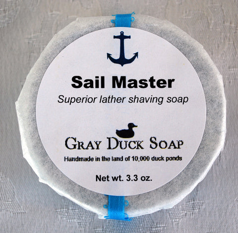 Sail Master Shaving Soap
