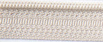 "14"" zipper in Mushroom, Zipper, Atkinson Designs, [variant_title] - Mad About Patchwork"