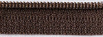 "14"" zipper in Black Walnut, Zipper, Atkinson Designs, [variant_title] - Mad About Patchwork"