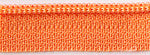 "22"" zipper in Orange Peel"
