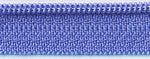 "14"" zipper in Periwinkle"