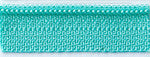 "14"" zipper in Tahiti Teal"